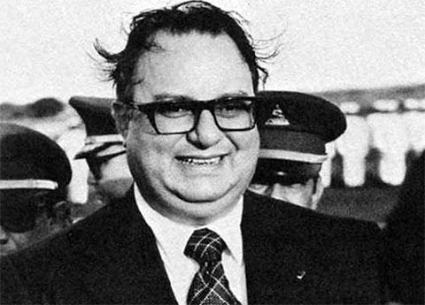 Анастасио Сомоса Дебайле