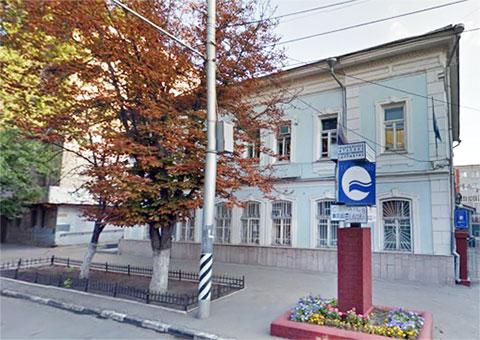 Здание в Саратове по адресу ул.Советская, 10