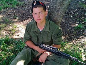 Глеб Сергучёв - виновник страшной аварии