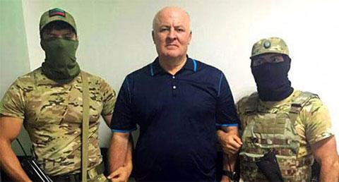 Арест Магомеда Сулейманова