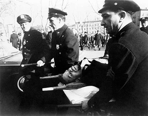 Убийство Малкольма Икса