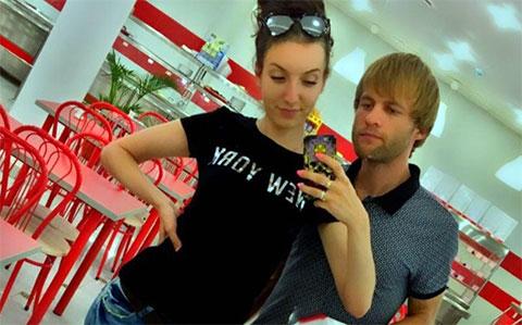 Мирослав и Татьяна Горенко