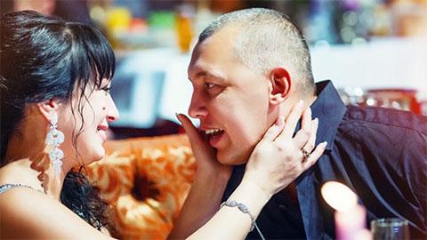 Владимир Мунтян с женой