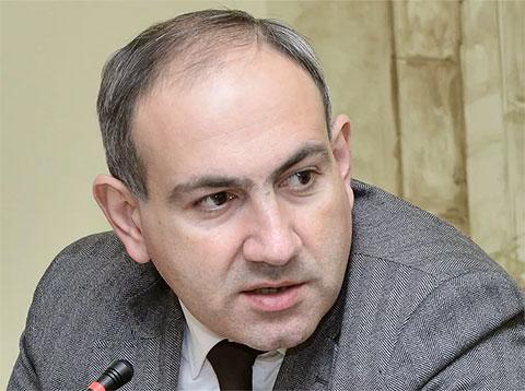 Никола Пашинян