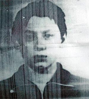 Роберт Березин в молодости