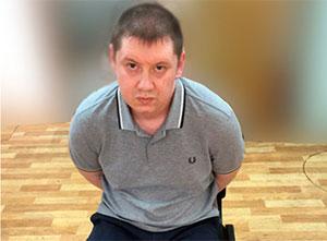 Задержан киллер из 90-х Роберт Березин