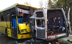 Авария в Тверской области
