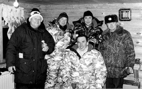 Тагирьянов и его банда