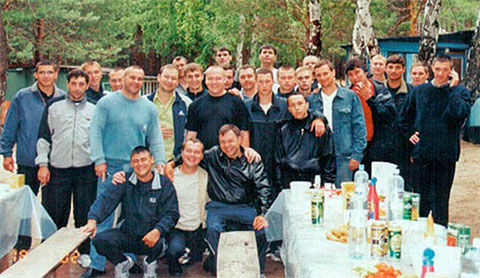 Тагирьяновские на отдыхе