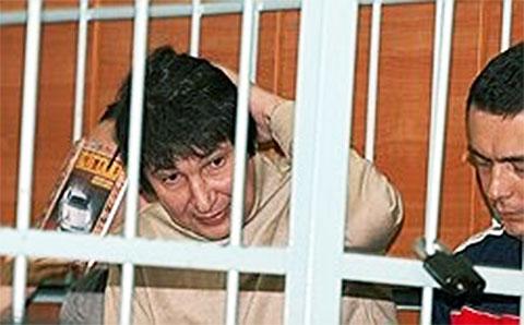 Эдуард Тагирьянов в суде