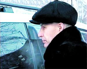 Криминальный авторитет Михаил Тимофеев