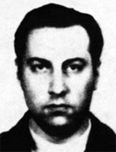 Вор в законе Сергей Комаров - Комар