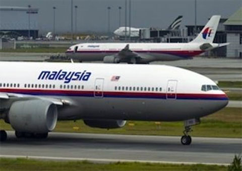 Boeing 700-200ER компании Malaysia Airlines