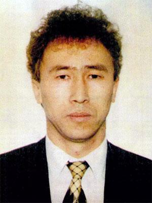 Криминальный авторитет Несипбай Насенов - Рыжий Алмаз