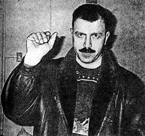 Криминальный авторитет Николай Сулейманов - Хоза