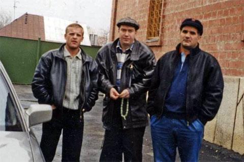 Справа воры в законе: Мириан Мамедов (Мирон) и Андрей Трофимов (Трофа)