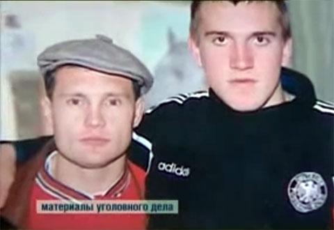 Слева: Александр Трунов и Анатолий Радченко