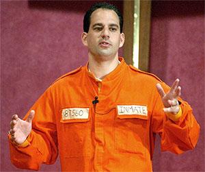 Барри Минков в тюрьме