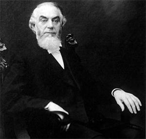 Чарльз Тейз Расселл - основатель секты Свидетели Иеговы
