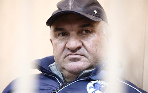 Рауль Арашуков в суде