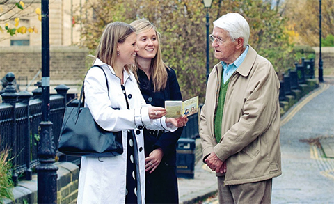 В секту Свидетели Иеговы втянуты и молодые люди