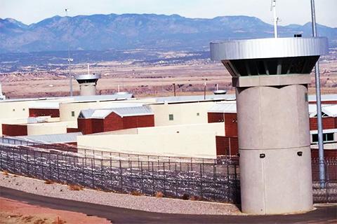 Тюрьма ADX Флоренция Супермакс, Колорадо