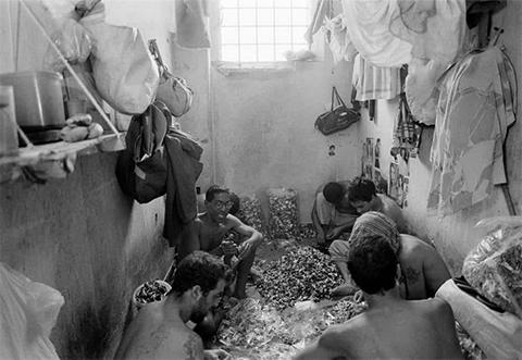 Тюрьма Карандиру, Бразилия
