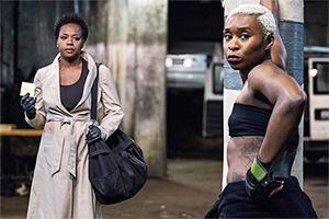Кино «Вдовы» 2018
