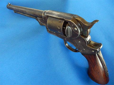 Армейский капсюльный револьвер Старр Армс1863 года. Стоимость на оружейном рынке 200 тысяч рублей