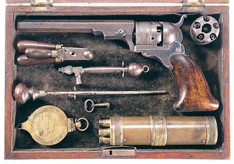 Фото антикварного оружия