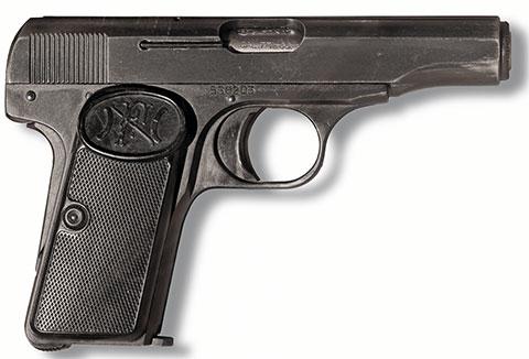 Пистолет FN Browning M1922