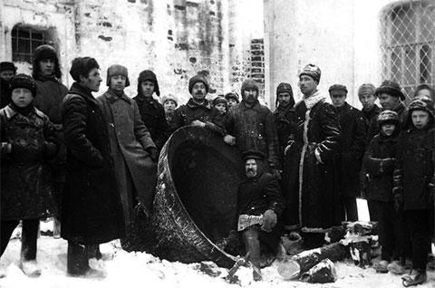Голод в Поволжье и казни священников