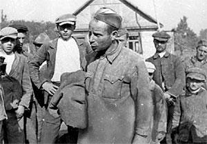 Дезертиры во время Великой Отечественной Войны