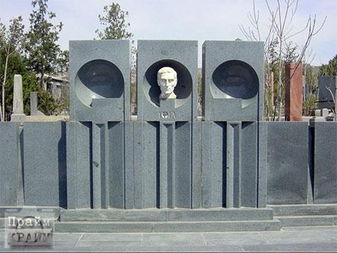 Могила Гайка Геворкяна (Гога Ереванский)
