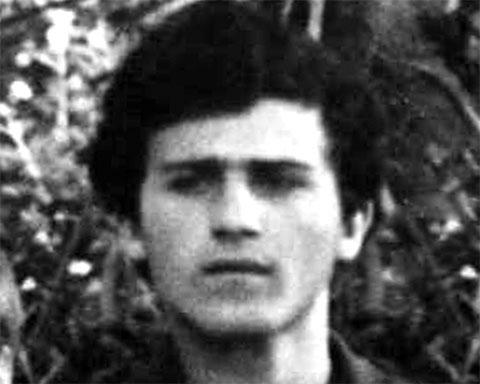 Вор в законе Юрий Параскевопуло - Лефтер