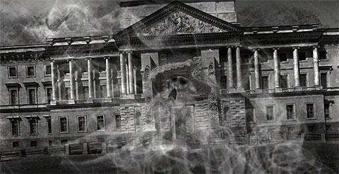 Привидения Михайловского замка