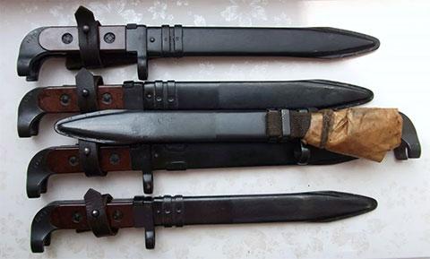 Штык-ножи АК-47 - оригинал (фото)