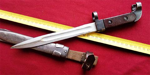 Штык-нож АК-47 (фото)