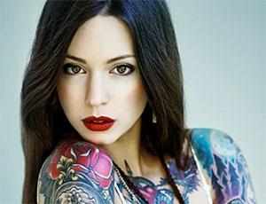 Мода на тату: женские татуировки