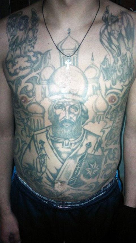 Татуировка купола фото
