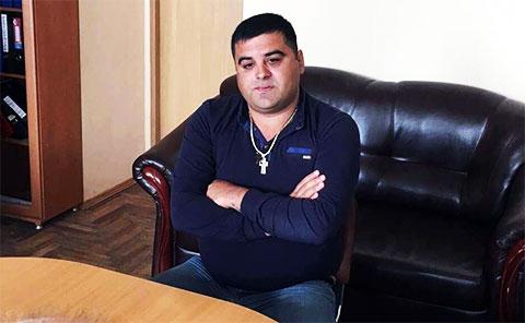 Тенго Гальский задержан в Одессе