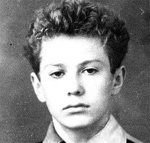 Владимир Жириновский в детские годы