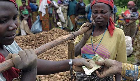 Кредиты Африке