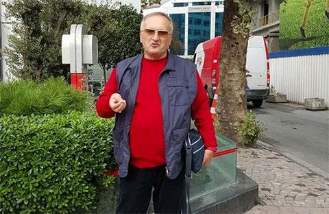Вор в законе Давид Чхиквишвили - Дато Сургутский