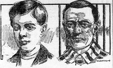 Джесси Померой в детстве и во время тюремного заключения
