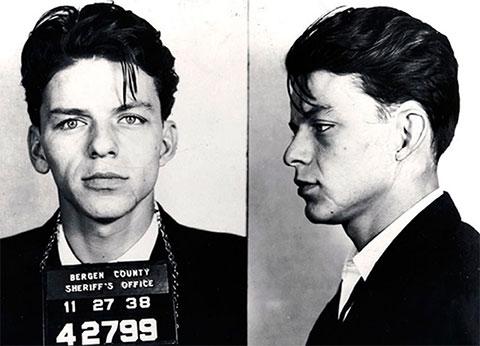 Фрэнк Синатра в тюрьме