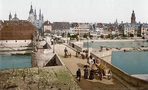 Город Вюрцбург