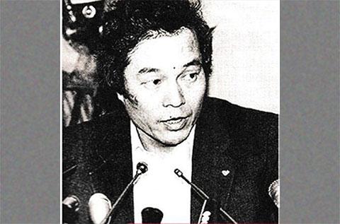 Кацухиса Эдзаки после похищения