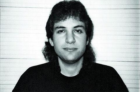 Кевин Митник в молодости