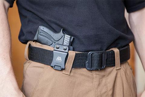 Кобура для скрытого ношения пистолета